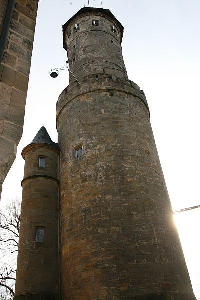 Bergfried Altenburg Bamberg