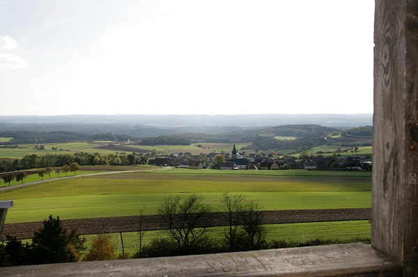 Herbststimmung Hohenmirsberg