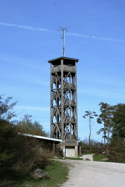 Turm bei Hohenmirsberg