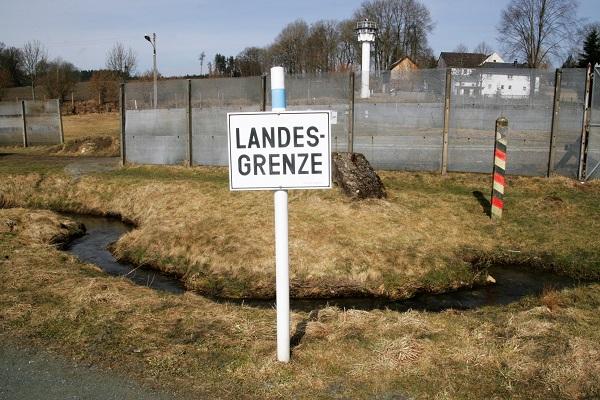 Innerdeutsche Landesgrenze
