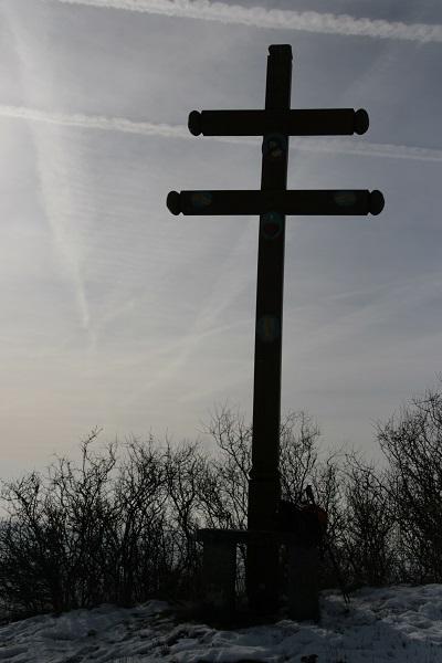 Eines der Kreuze vom Staffelberg