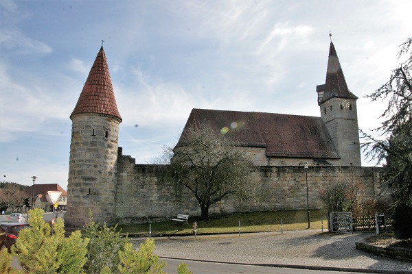 Kirchenburg in Effeltrich