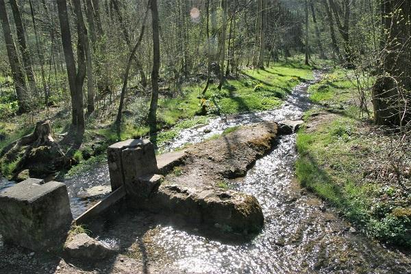 Trubachtal zwischen Egloffstein und Hohenschwärz