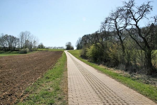 Weg von Egloffstein nach Hohenschwärz